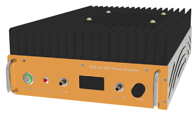 Power Amplifiers 30 MHz to 6 GHz