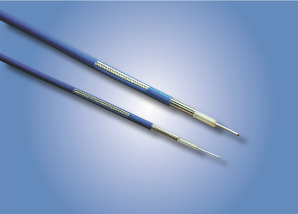 Semi Flexible Coaxial Cable